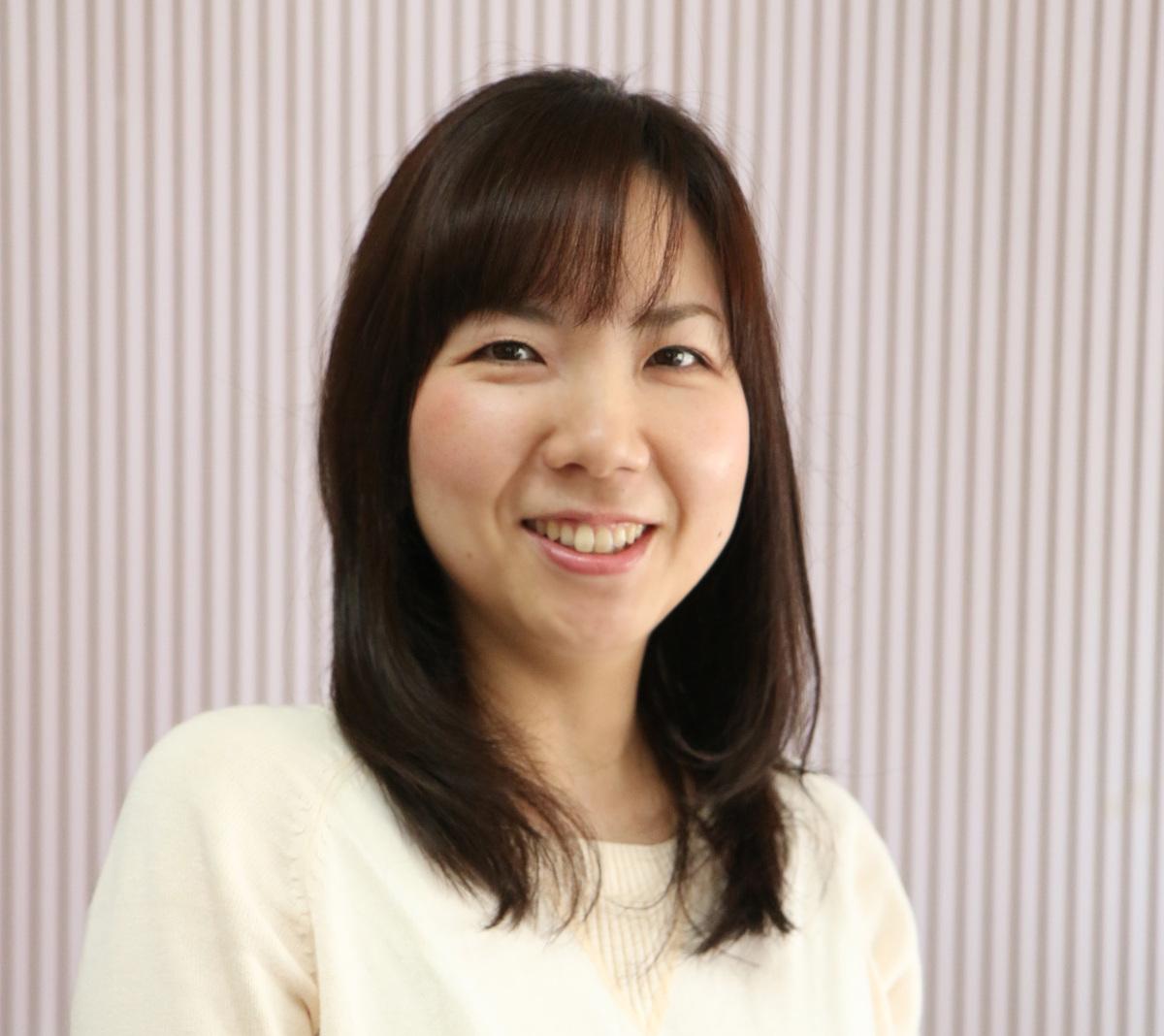小川 育子 (おがわ いくこ)
